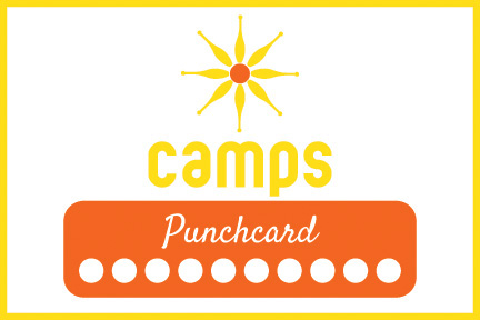 2019 Summer Punchcard: 10X
