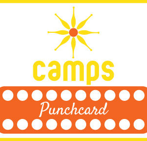 2021 Summer Punchcard: 20X