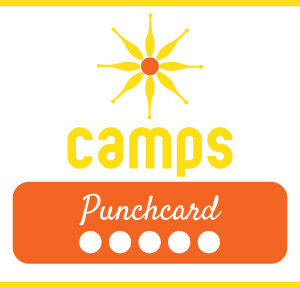 2019 Summer Punchcard: 5X